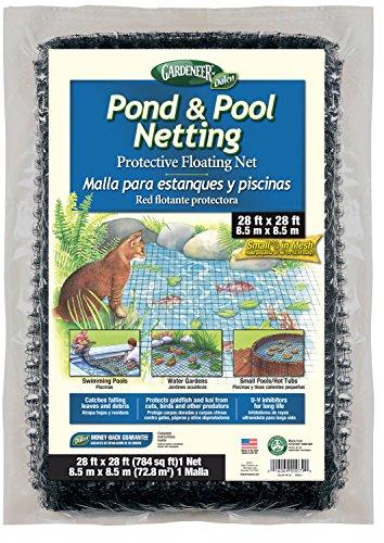 Dalen PN28 PN28 Pond Netting 28Feet 3/8quot Mesh 28#039X28#039