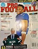 Athlon Sports Pro Football Magazine September 2021 Nfl Preview
