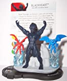 Heroclix Marvel Amazing Spider-man: Blackheart 040 with Character Card