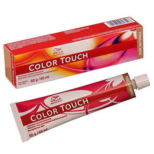 Wella Color Touch Rich Naturals - 6/35 Dunkelblond Gold Mahagoni