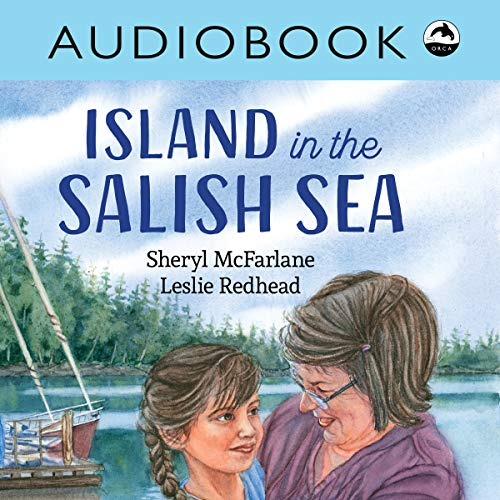 Island in the Salish Sea cover art