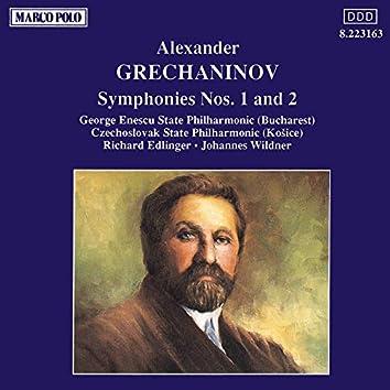Grechaninov: Symphonies Nos. 1 and 2