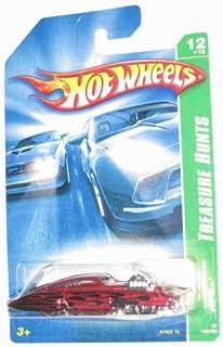2007 Treasure Hunt -#12 Evil Twin Collectibles Collector Car #2007-132 Hot Wheels