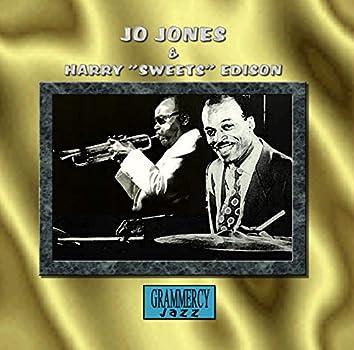"""Jo Jones Featuring Harry """"Sweets"""" Edison"""