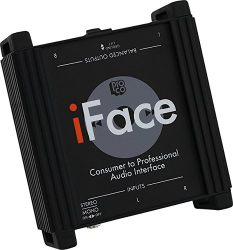 Pro Co Sound IFACE Interface Box