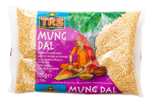 Trs Moong Dall(Mung Dal) Ylw - 500G