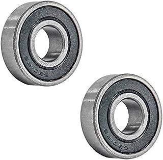2 bearing Fits on Outside of Front Wheel TrailMaster Mini XRS & Mini XRX gokart part# 9.030.009, Trailmaster part # 62012RS0000000