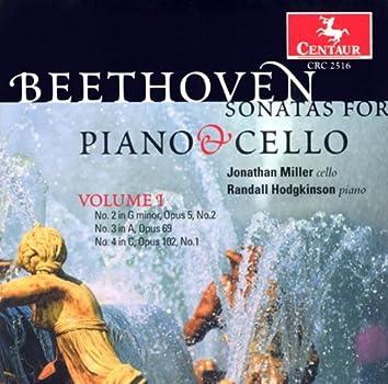 Beethoven, L. Van: Cello Sonatas Nos. 2-4