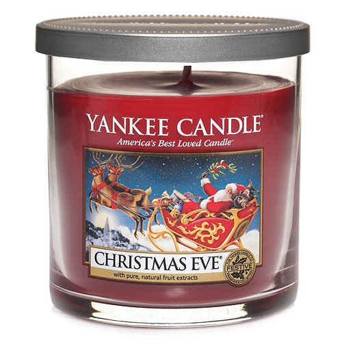 Yankee Candle Tumbler Candela a 2 Stoppini Piccola, Christmas Eve