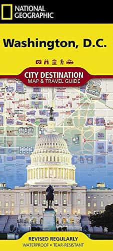 Washington D.C.: Destination City Maps (National Geographic City Destination)