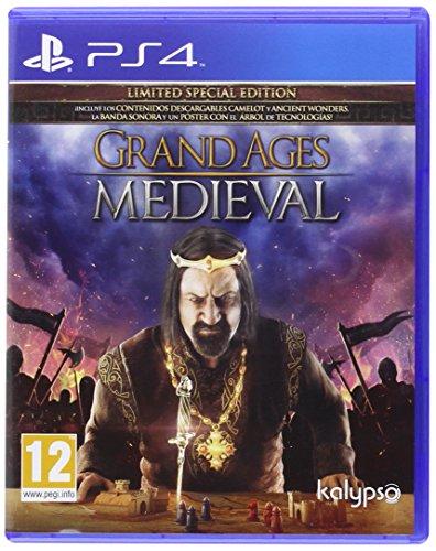 Grand Ages: Medieval - Edicin Limitada