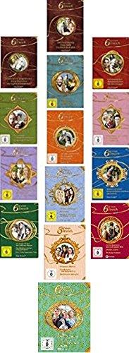 Sechs auf einen Streich - Märchenbox, Vols. 1-14 (41 DVDs)