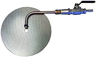 HomeBrewStuff Stainless Steel Sanke Keg - Keggle Conversion Kit with Flat False Bottom, Valve & Weldless Bulkhead