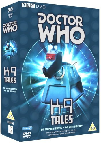 Doctor Who - K9 Tales (The Invisible Enemy / K9 and Company) [2 DVDs] [UK Import]