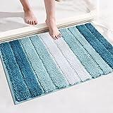 "Best Bathroom Rugs - SiliPacks Bathroom Rugs 20""x32"" Non-Slip Microfiber Carpet, Machine Review"