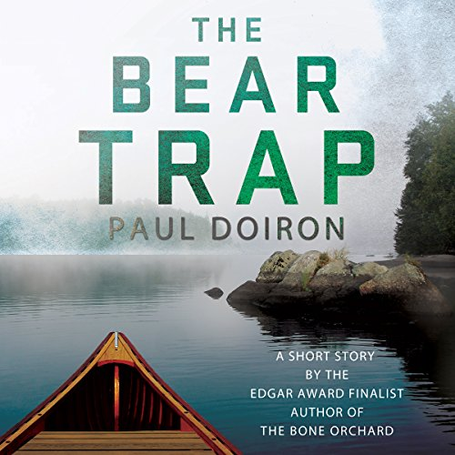 The Bear Trap audiobook cover art