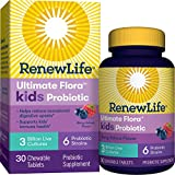 Renew Life Kids Probiotic - Ultimate Flora Kids Probiotic Supplement -...