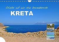 Erlebe mit mir das bezaubernde Kreta (Wandkalender 2022 DIN A4 quer): Eine der schoensten Inseln Griechenlands. (Monatskalender, 14 Seiten )