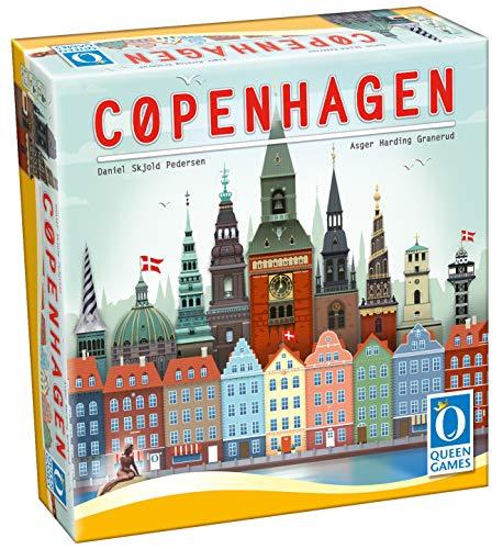Queen Games 10400 Köpenhamn