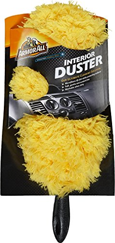 Armor All Microfiber Interior Car Cleaner & Duster, for Cars and Truck, Noodle Tech, 17619