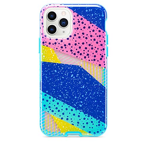 tech21 Playful Medley Phone Case for Apple iPhone 11 Pro - Blue