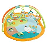 Fehn 3-D-Activity-Decke Sleeping Forest