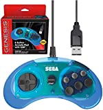 Retro-Bit, controller USB ufficiale Sega...