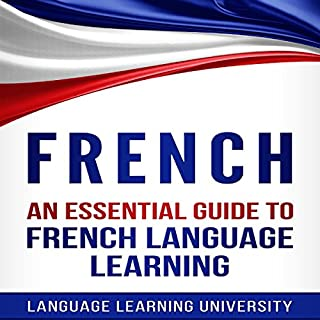 French: An Essential Guide to French Language Learning cover art