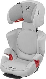 Maxi-Cosi Rodi AirProtect Kindersitz, Autositzerhöhung mit hoher Rücklehne, 3,5 - 12 Jahre, 15 - 36 kg, Authentic Grey grau
