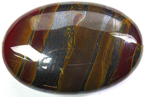 Steengoed Tigeriron Savon Ovale Pierre, Pierre, Multicolore
