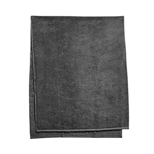 Butlers Fabulous Handtuch in Hellblau 80x200 - Sauna Handtuch 100% Baumwolle - Saunatuch, Badetuch, Reisehandtuch