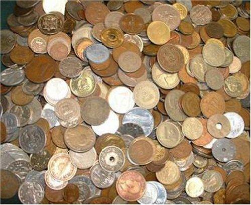 Quarter Pound of World Coins