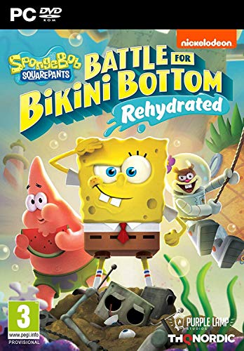 Bob Esponja: Battle for b