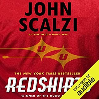Redshirts (Spanish Edition) audiobook cover art