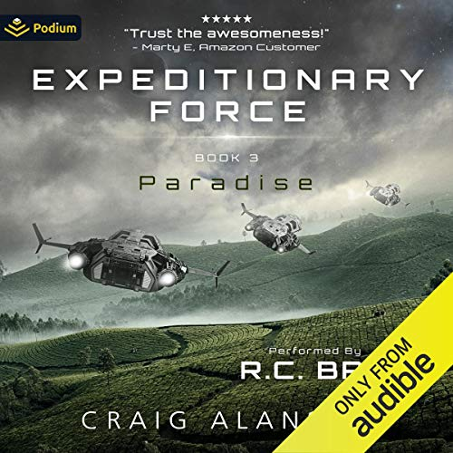Paradise Audiobook By Craig Alanson cover art