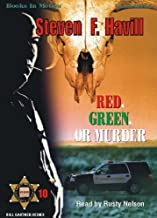 Red, Green, or Murder by Steven F. Havill, (Bill Gastner Series, Book 10) from Books In Motion.com