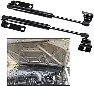 2x Hood Bonnet Front Rod Struts Shock Lift Support Gas Strut Fits Fits For Toyota Hilux Fortuner 2005-2014 Spring Damper 2006 2007 2008 2009