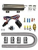 BLACKHORSE-RACING Automotive Replacement Engine Radiators