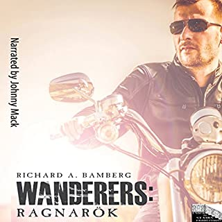 Wanderers: Ragnarök audiobook cover art