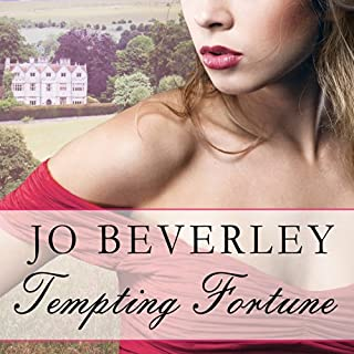 Tempting Fortune audiobook cover art