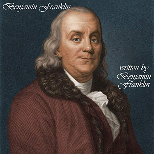 Benjamin Franklin cover art