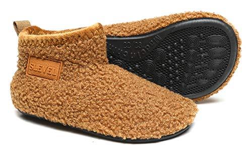 Child Boy Slipper Boots