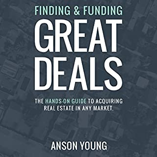 Finding and Funding Great Deals audiobook cover art