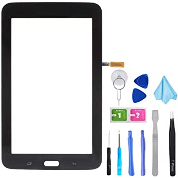 Color : White XIAOMIN Touch Panel Digitizer for Galaxy Tab 3 7.0 // T211 White Replacement