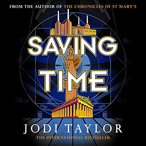 Saving Time: A Time Police Novel