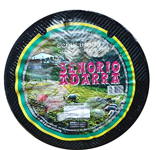 Queso semicurado mezcla Señorio Adarra 3 kg. aproximado