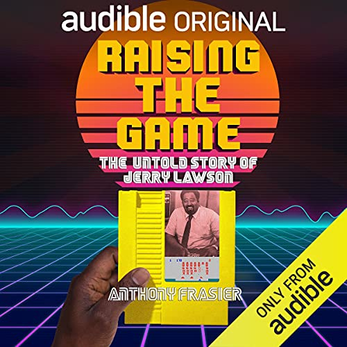 Raising the Game Podcast with Anthony Frasier cover art