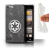 Hülle Für Huawei Ascend G6 Galaktisches Symbol Kunst