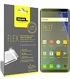 dipos I 3X Schutzfolie 100% kompatibel mit Elephone U Folie