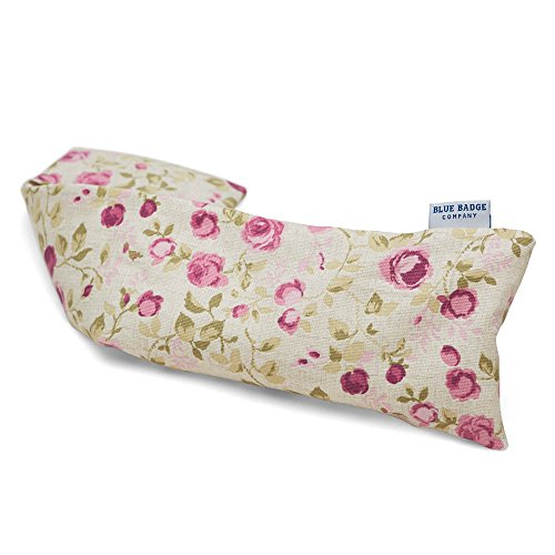 Blue Badge Co Heated Microwavable Heat Pack in Roses Fabric Machine...